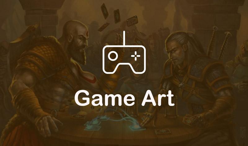 game art course chandigarh design school